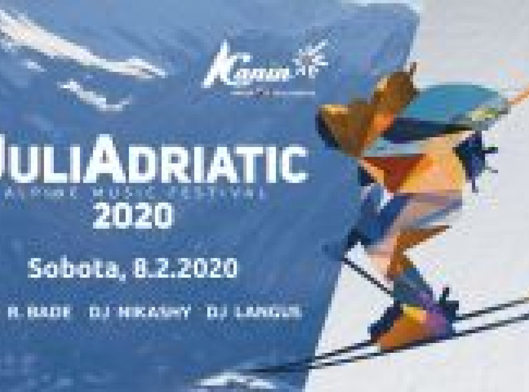 JuliAdriatic Alpine Music Festival 2020
