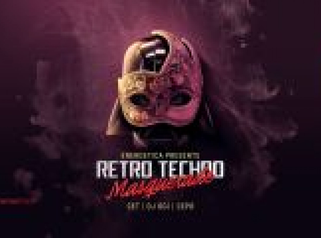 Retro Techno Masquerade