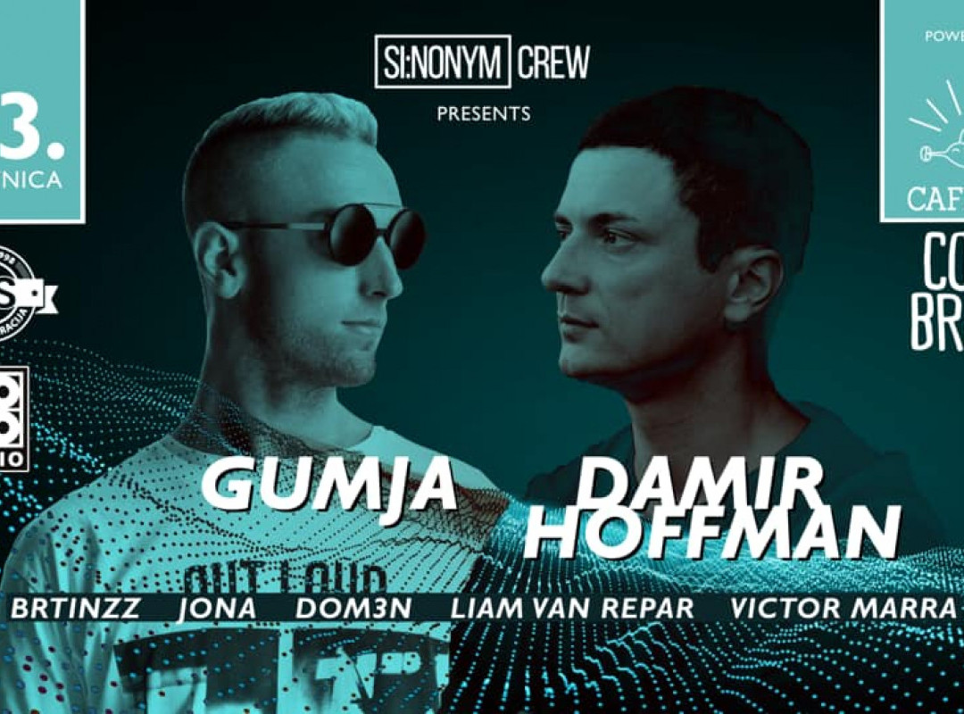 Si:nonym showcase w/ Gumja & Damir Hoffman