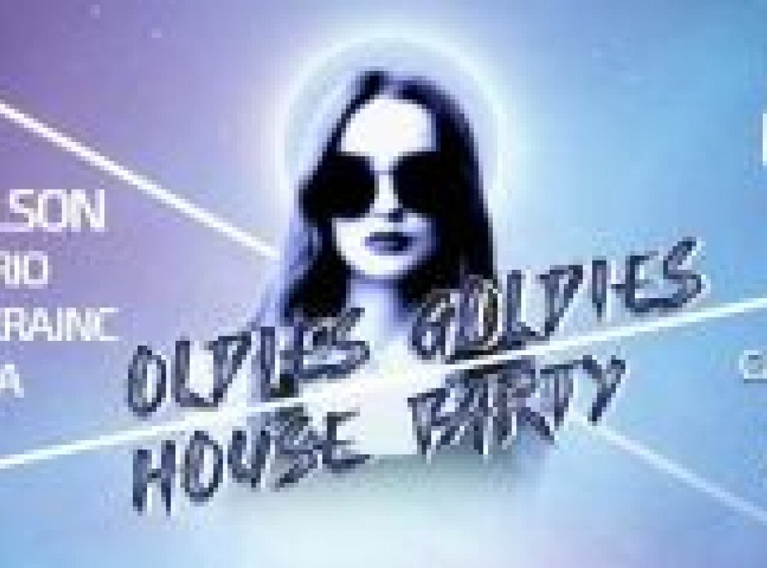 Oldies Goldies House Party