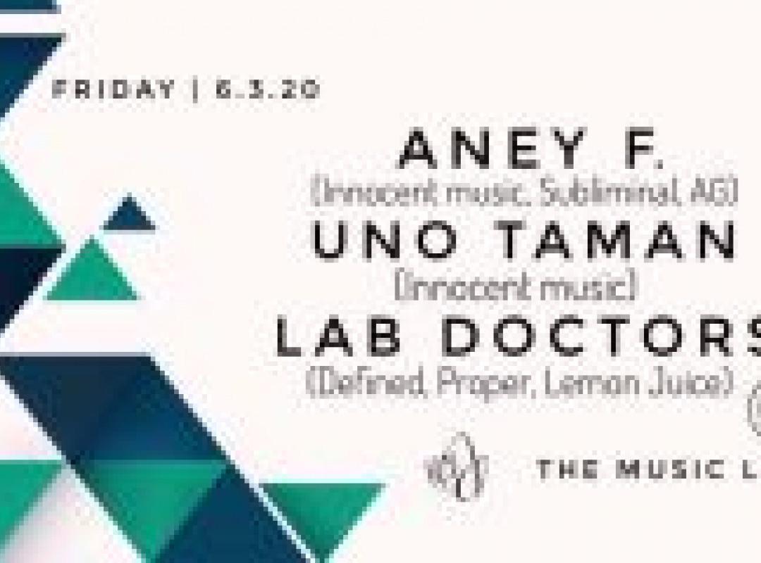 Aney F. - Uno Taman - Lab Doctors