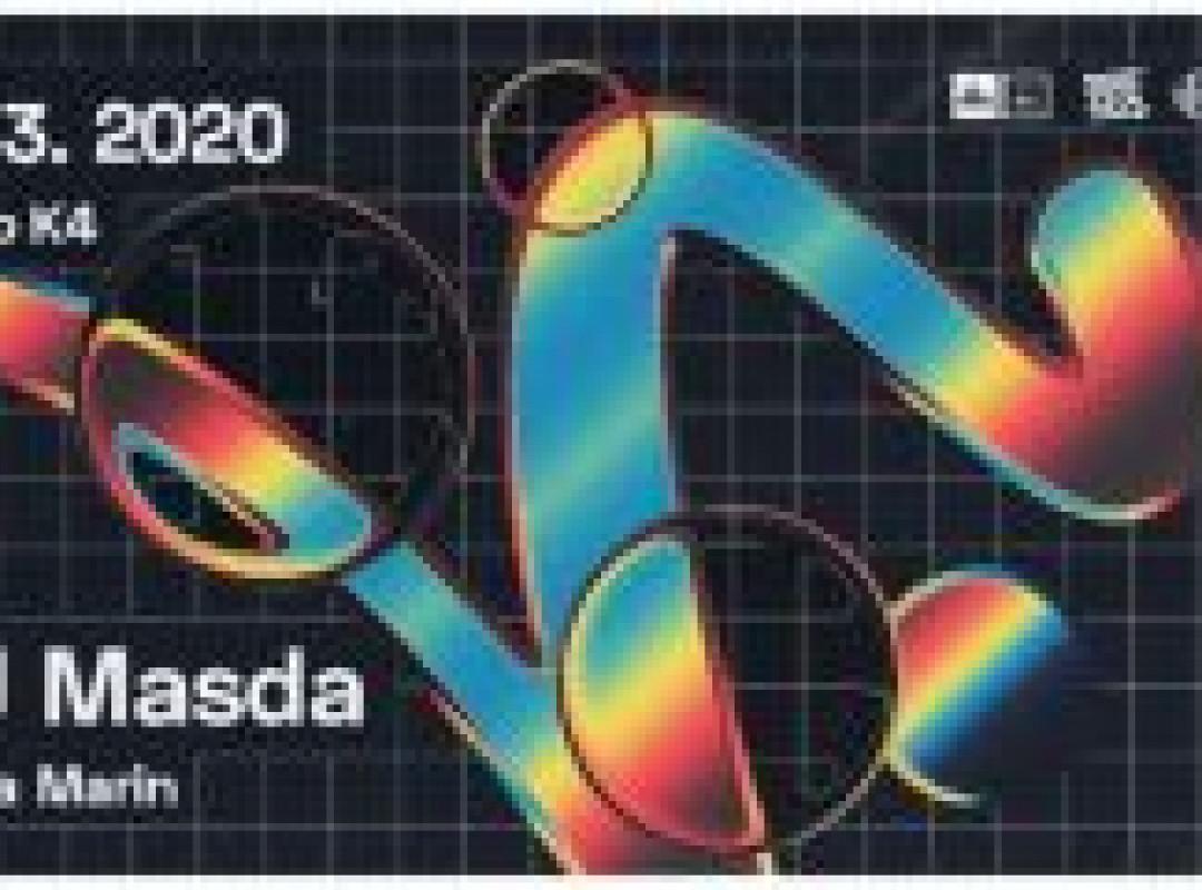 Just Us x RoP : DJ Masda (Cabaret recordings / JP)