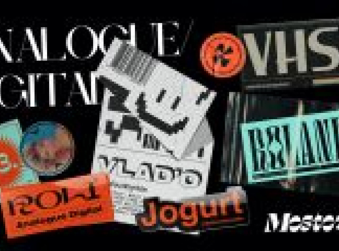 Analogue/Digital x VHS (Videohousesystem)