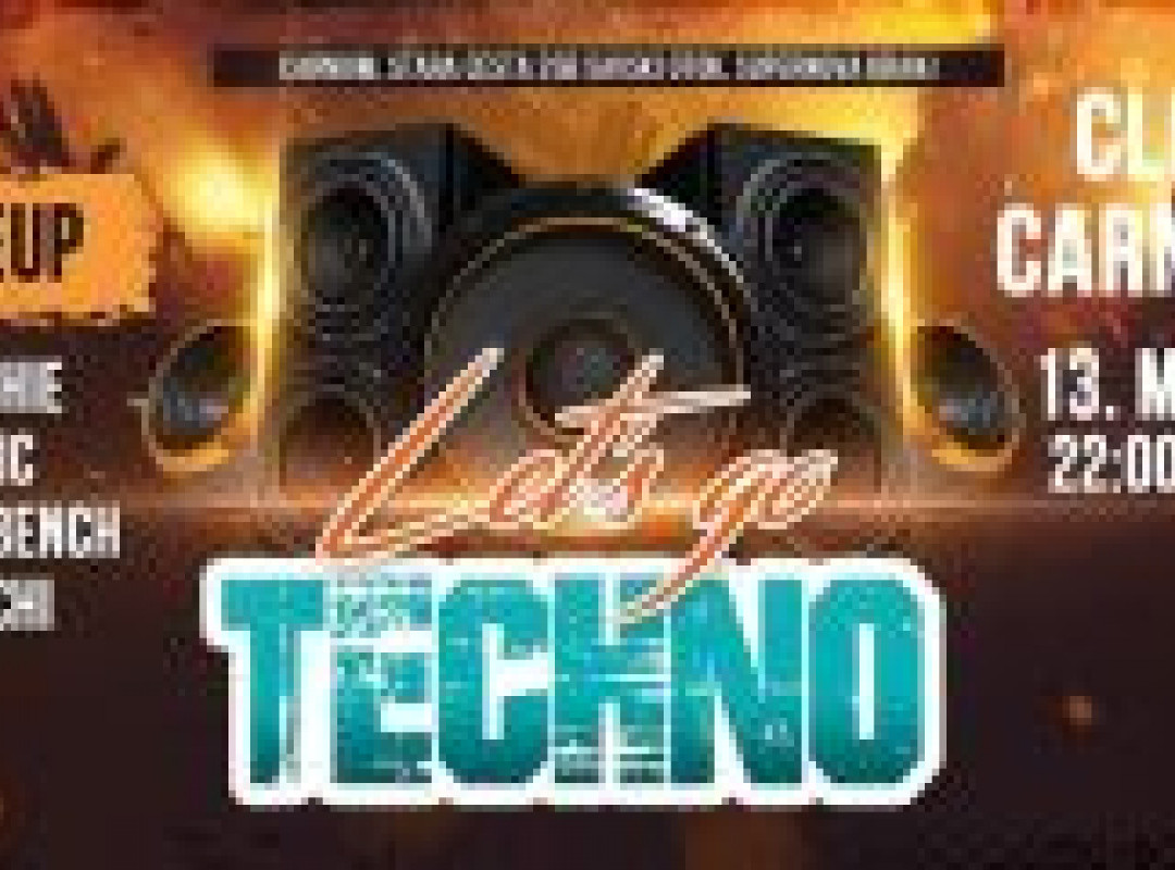 Let`s Go Techno Party