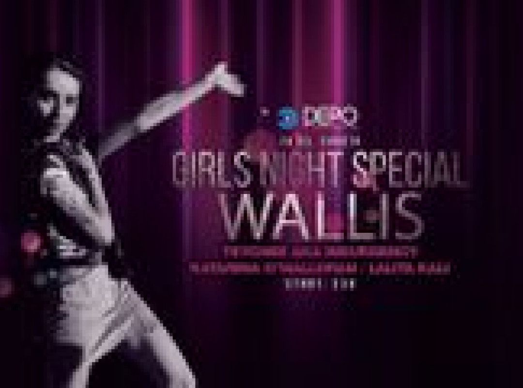 Girls Night Special w/ Wallis (Berlin)