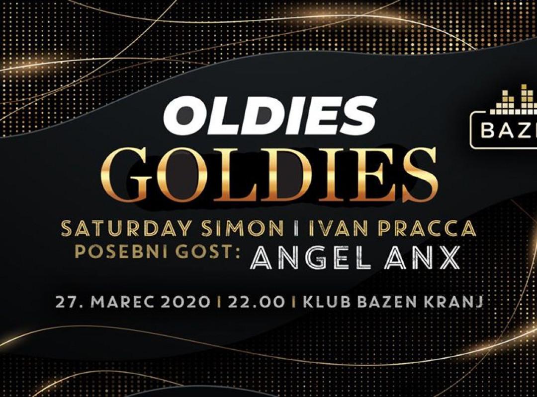 BAZEN // Oldies Goldies w/ Angel Anx