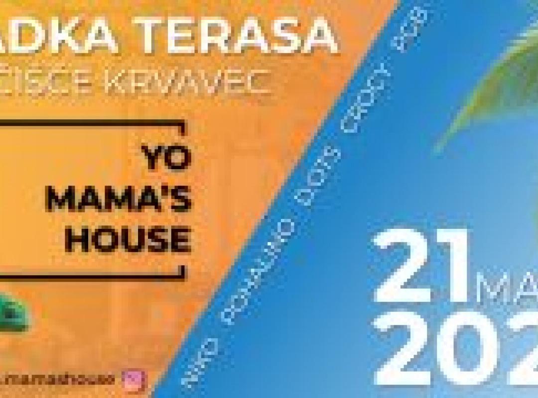 Yo Mama's House presents: Tropicana