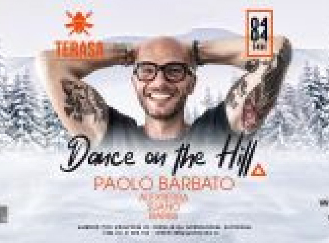 OPEN AIR: DANCE on the HILL with Whoami & Paolo Barbato