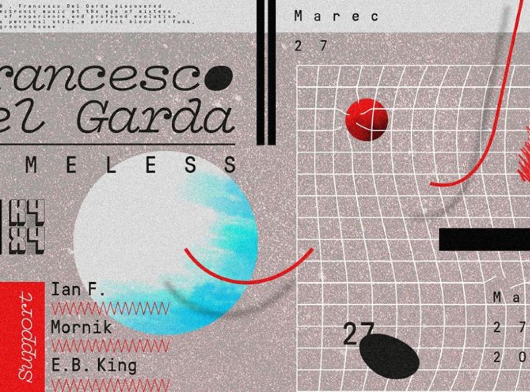 K4x4 w/ Francesco Del Garda (Timeless) POSTPONED