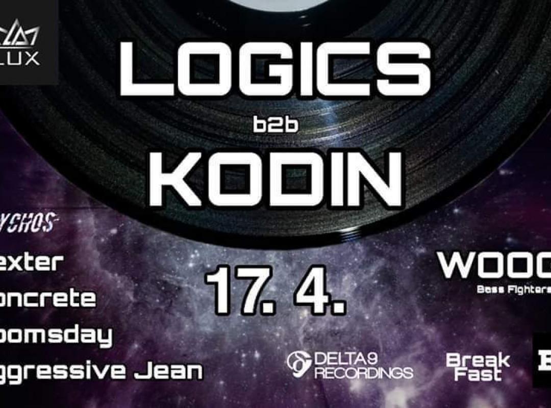 Psychotherapy w/Logics & Kodin (Delta9, BreakFast)