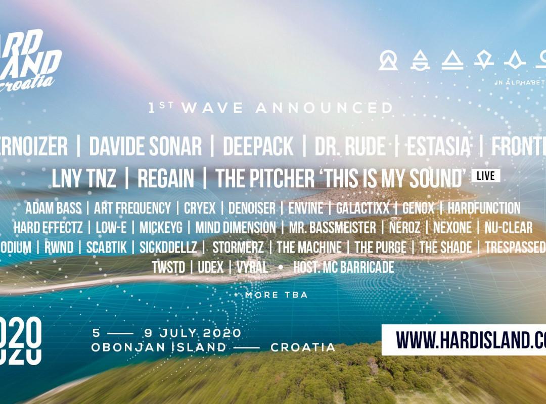 HARD ISLAND 2020