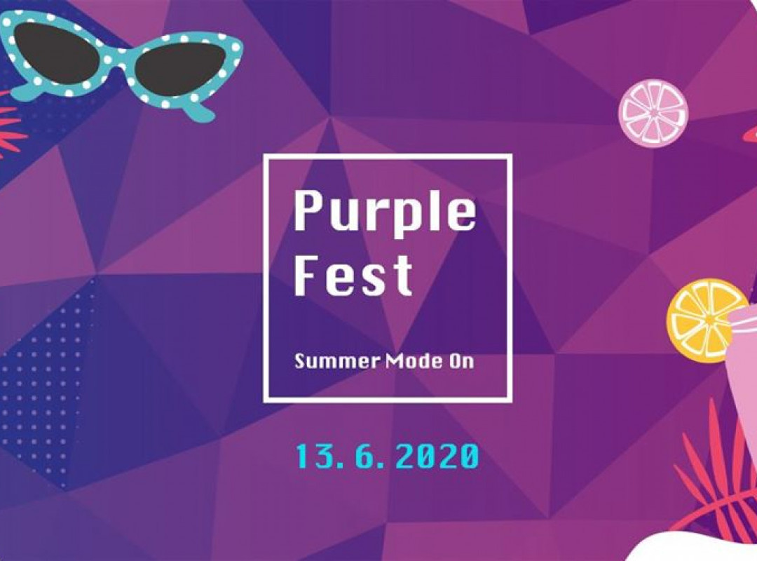 PurpleFest Summer Mode On 2020