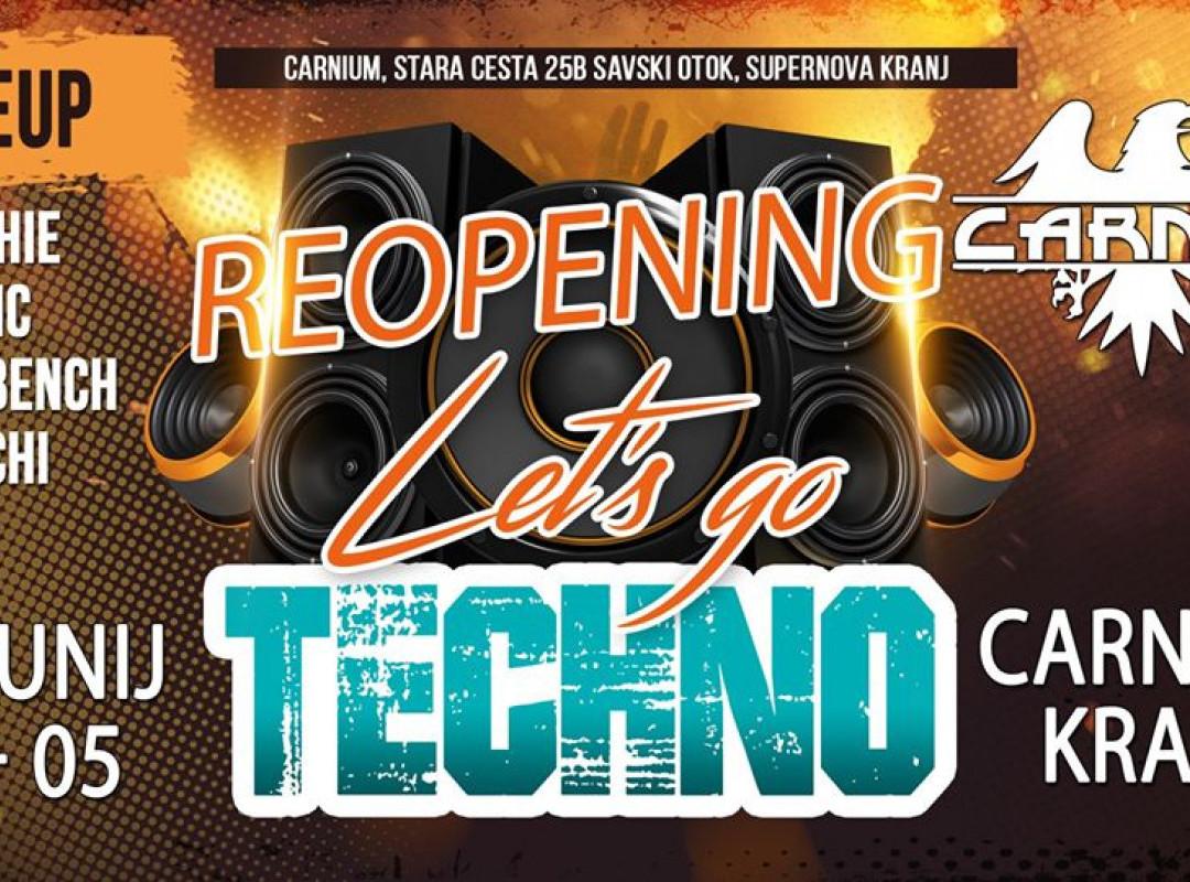 Let`s Go Techno