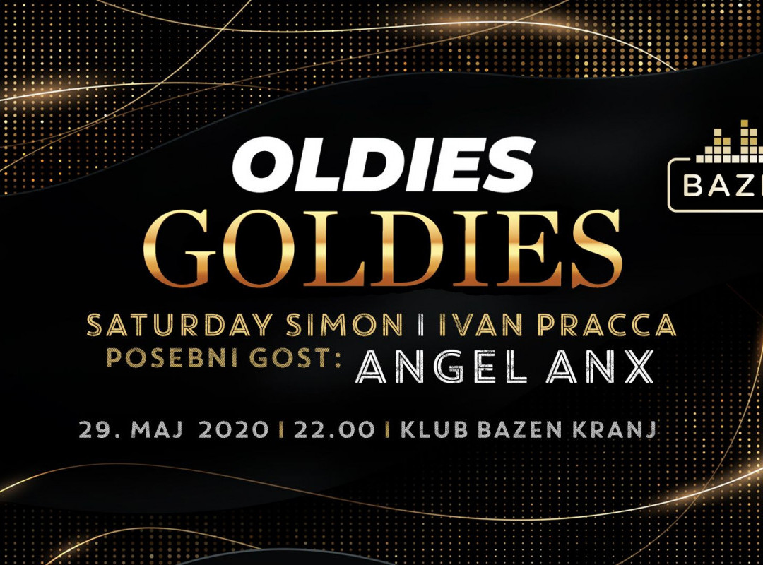 BAZEN // Oldies Goldies w/ Angel Anx