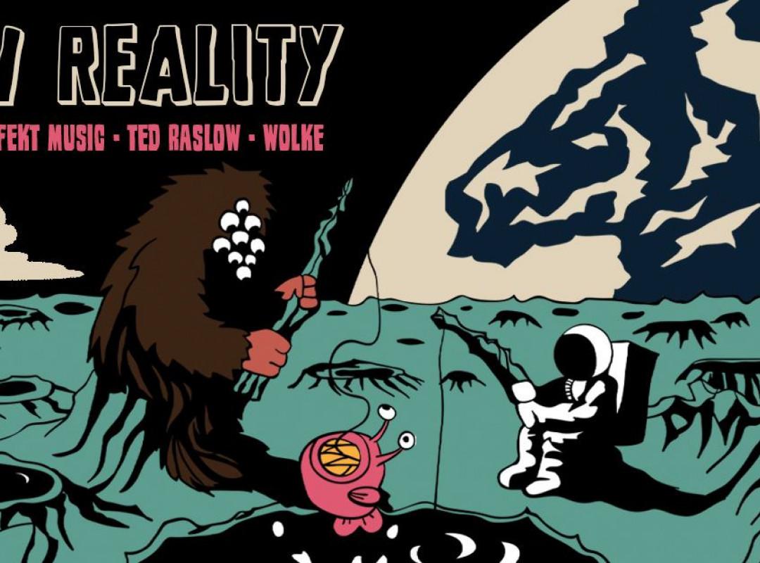 New Reality w/ Dj Psiho