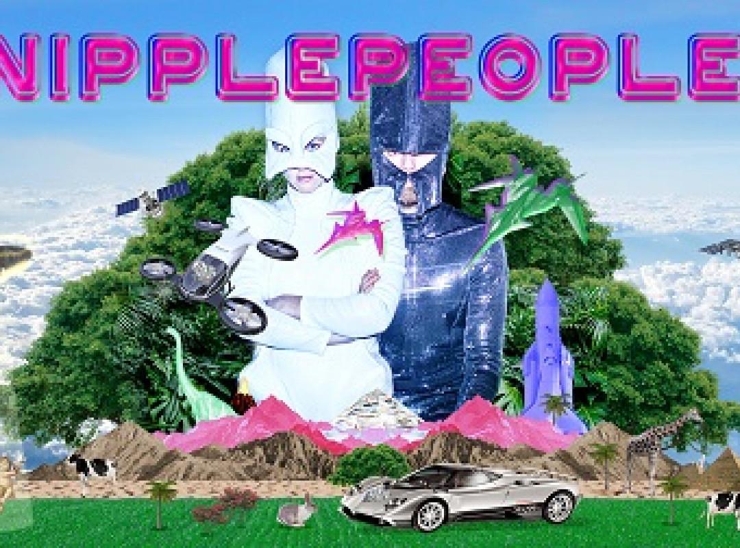 Obletnica AKC Metelkova mesto: NIPPLEPEOPLE
