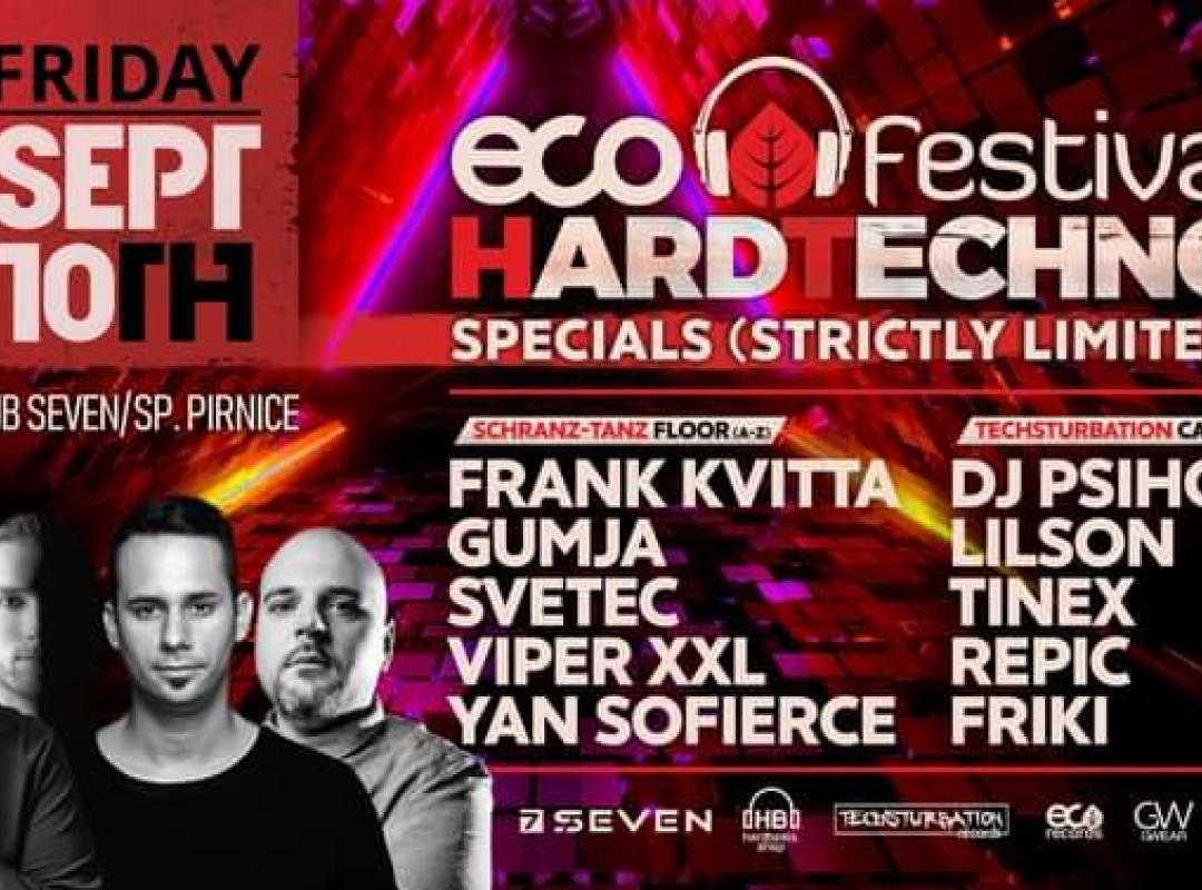 Eco Festival -Hard Techno Limited edition