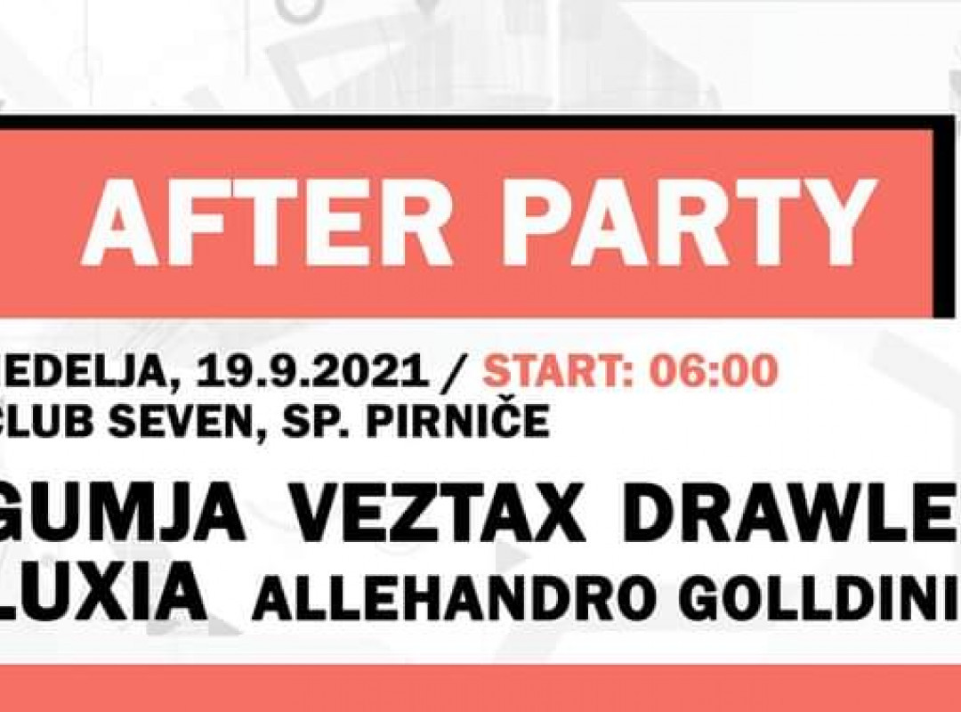After party / Club Seven