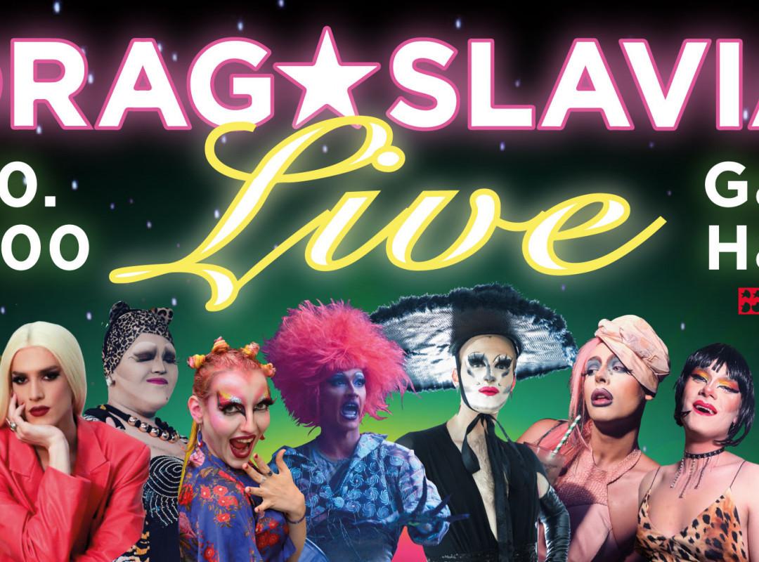 DRAGOSLAVIA LIVE: MADE IN BALKAN