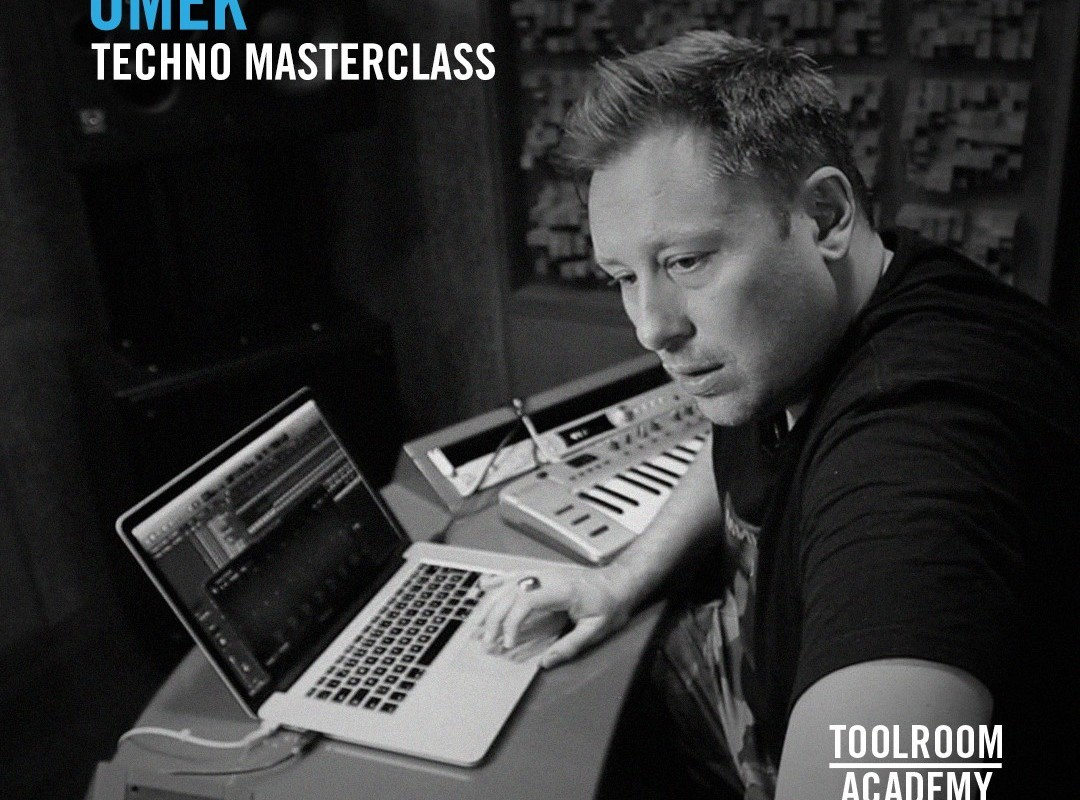 UMEK's Techno Masterclass course is out on FaderPro